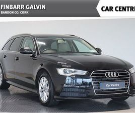 AUDI A6 AVANT 2.0TDI 190 SE S-T 4DR FOR SALE IN CORK FOR €29,950 ON DONEDEAL