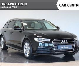 AUDI A6 AVANT 2.0TDI 190BHP SE ESTATE FOR SALE IN CORK FOR €29,950 ON DONEDEAL