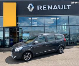 DACIA LODGY STEPWAY DCI 110 - 7 PLACES