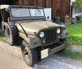 WILLYS M38 A1