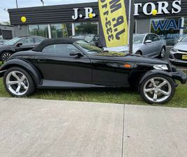 2000 PLYMOUTH PROWLER AUTOMATIC, CONVERTIBLE, ONLY 14,000KM | CARS & TRUCKS | HAMILTON | K