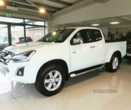 USED 2017 ISUZU D-MAX YUKON NOT SPECIFIED 71,000 MILES IN WHITE FOR SALE | CARSITE