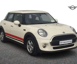 MINI HATCH 5-DOOR ONE FOR SALE IN LIMERICK FOR €15,950 ON DONEDEAL