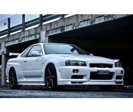 WANT A NISSAN R34 SKYLINE DREAM CAR, I WANNA MAKE IT A PROJECT | CLASSIC CARS | OAKVILLE /