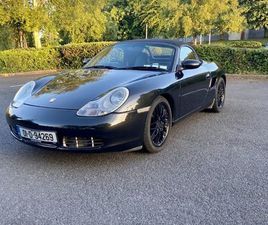 PORSCHE BOXSTER S 3.2 24V S 2D 260 BHP FOR SALE IN DUBLIN FOR €12,950 ON DONEDEAL
