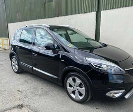 RENAULT SCENIC 2015 X-MOD BOSE EDITION 1.5 DCI FOR SALE IN DUBLIN FOR €9,995 ON DONEDEAL