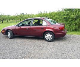 2002 SATURN SL1 5 SPD VERY LOW KMS | CARS & TRUCKS | ST. CATHARINES | KIJIJI