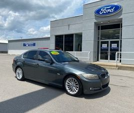GREEN COLOR 2011 BMW 3 SERIES 335D FOR SALE IN WEST LIBERTY, KY 41472. VIN IS WBAPN7C52BA7