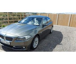 BMW 520D LUXURY MODEL 2014