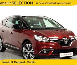 RENAULT GRAND SCENIC DIESEL FOR SALE IN DUBLIN FOR €29,900 ON DONEDEAL