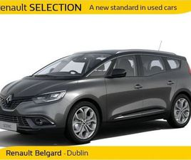 RENAULT GRAND SCENIC DIESEL FOR SALE IN DUBLIN FOR €27,900 ON DONEDEAL