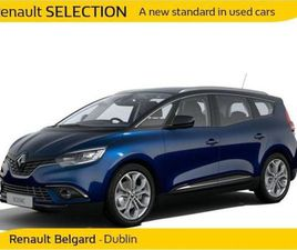 RENAULT GRAND SCENIC PETROL FOR SALE IN DUBLIN FOR €26,700 ON DONEDEAL