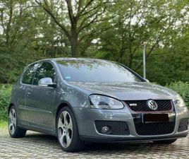 VOLKSWAGEN VW GOLF 5 GTI 2.0 TFSI BWA *TÜV NEU*