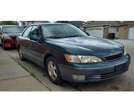 1998 LEXUS ES300, $1400 | CARS & TRUCKS | CALGARY | KIJIJI