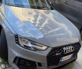 AUDI RS4 RS 4 AVANT