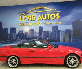 BMW 318 1996 CONVERTIBLE 190400KM MANUEL MAGS 18PO BE