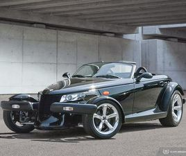 USED 2000 PLYMOUTH PROWLER BASE