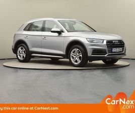 AUDI Q5 2.0 TDI QUATTRO S TRONIC DESIGN FOR SALE IN DUBLIN FOR €33,250 ON DONEDEAL