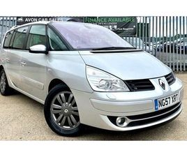 RENAULT GRAND ESPACE 3.0 INITIALE DCI 5D 185 BHP AUTOMATIC! LEATHER! CLIMATE CONTROL!