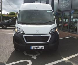 PEUGEOT BOXER 335 L3 H2 2.2 BLUE HDI 1 FOR SALE IN WESTMEATH FOR €31,000 ON DONEDEAL