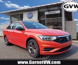 ORANGE COLOR 2019 VOLKSWAGEN JETTA R-LINE FOR SALE IN WEST CHESTER, PA 19382. VIN IS 3VWC5