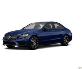 BLUE COLOR 2016 MERCEDES-BENZ C-CLASS AMG C 450 4MATIC FOR SALE IN COLUMBIA, MD 21045. VIN