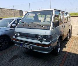 MITSUBISHI L 300 4WD