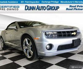 2011 CHEVROLET CAMARO * 2SS CONVERTIBLE * LEATHER * RS PACKAGE *   CARS & TRUCKS   PORTAGE