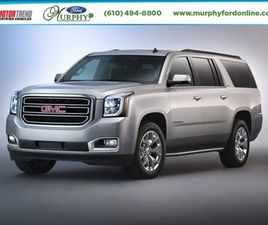 SILVER COLOR 2016 GMC YUKON XL SLE FOR SALE IN CHESTER, PA 19013. VIN IS 1GKS2FKC2GR432287