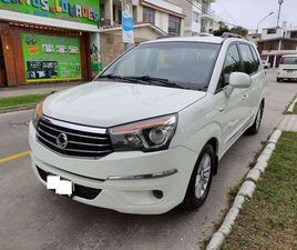 SSANGYONG RODIUS 2018 SECUENCIAL FULL IMPECABLE/><META DATA
