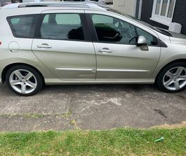 PEUGEOT 308/SW 7SEATER FOR SALE IN DUBLIN FOR €3 ON DONEDEAL