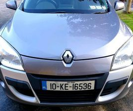 RENAULT MEGANE 1.5 DCI FOR SALE IN DUBLIN FOR €3,500 ON DONEDEAL