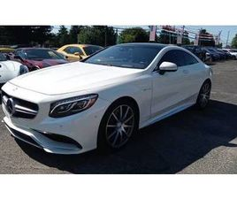 S 63 AMG 4MATIC COUPE