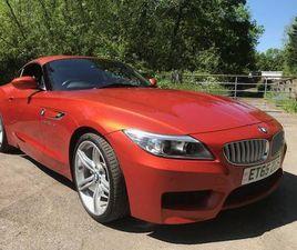BMW Z SERIES (E89) Z4 SDRIVE28I M SPORT ROADSTER 2015