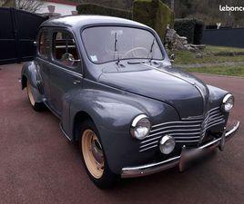 RENAULT 4 CV 1953