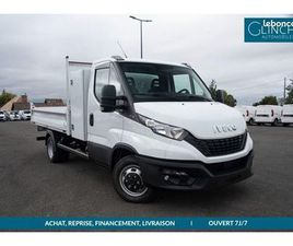 IVECO DAILY III 35C18H 3.0 3750 180 CH BENNE + ...