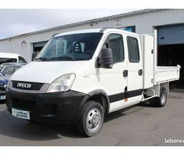 IVECO DAILY IV BENNE 2.3 126CH 12500HT I