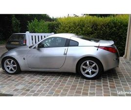 NISSAN 350Z PHASE 1 2004 GRISE PACK & RAYS