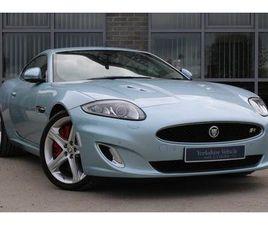 2012 JAGUAR XKR 5.0 S/C COUPE AUTO - £29,989