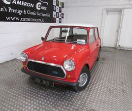 AUSTIN MINI, 1983 FOR SALE IN DUBLIN FOR €9,950 ON DONEDEAL