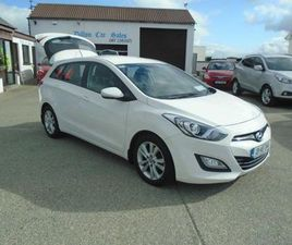 HYUNDAI I30 CROSSWAGON ELITE PLUS 5DR TOURER DELU FOR SALE IN KERRY FOR €9,000 ON DONEDEAL
