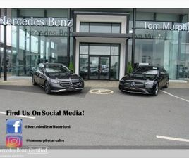 MERCEDES-BENZ E-CLASS E220D AMG CABRIOLET A/T FOR SALE IN WATERFORD FOR €71,950 ON DONEDEA