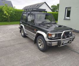 MITSUBISHI PAJERO MK1 FOR SALE IN WESTMEATH FOR €9,250 ON DONEDEAL