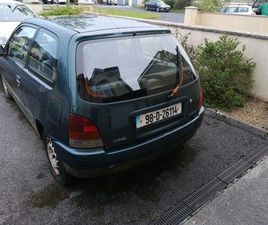 TOYOTA STARLET FOR SALE IN GALWAY FOR €1,000 ON DONEDEAL
