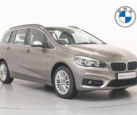 BMW 2 SERIES GRAN TOURER 218D LUXURY GRAN TOURER FOR SALE IN DUBLIN FOR €29,950 ON DONEDEA