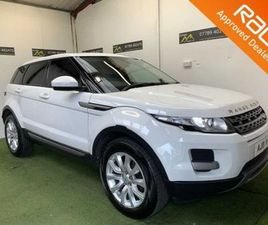 LAND ROVER RANGE ROVER EVOQUE, 2015 2.2 ED4 PURE FOR SALE IN ANTRIM FOR £17,795 ON DONEDEA