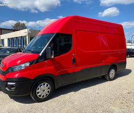 IVECO DAILY 35S16 L2H3 2.3 160 CHVX HI-MATIC