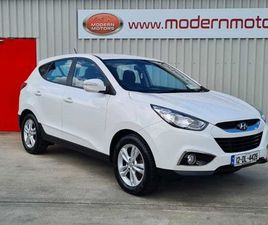 HYUNDAI IX35 1.7 CRDI STYLE JEEP FOR SALE IN DONEGAL FOR €7,850 ON DONEDEAL