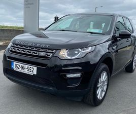 LAND ROVER DISCOVERY SPORT 2.2 TD4 S 5DR FOR SALE IN DUBLIN FOR €25,950 ON DONEDEAL