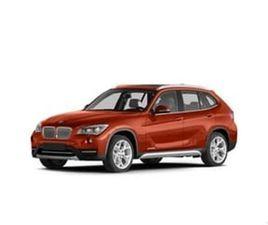 ORANGE COLOR 2013 BMW X1 XDRIVE28I FOR SALE IN SILVER SPRING, MD 20904. VIN IS WBAVL1C51DV